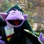 Sesame Street's Count Dracula