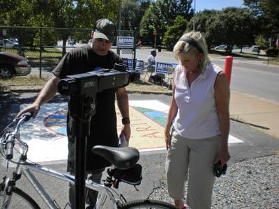 VéloCity at Four Mile Run Market
