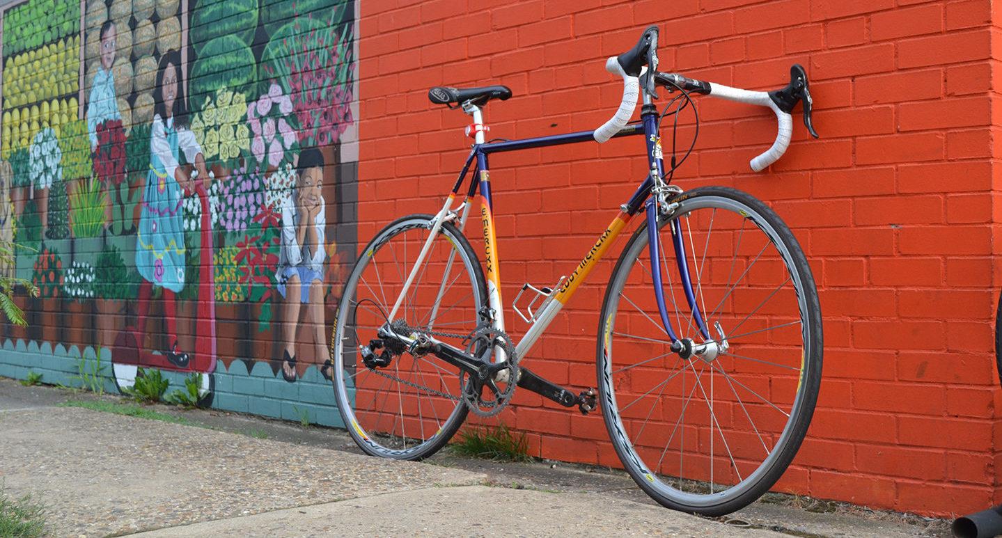 Sidewalk Eddy Merxx